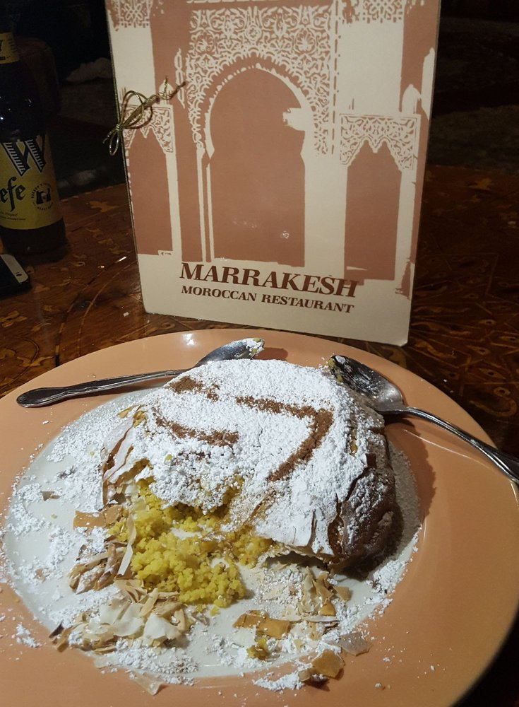 Marrakesh Restaurant: 1201 NW 21st Ave, Portland, OR