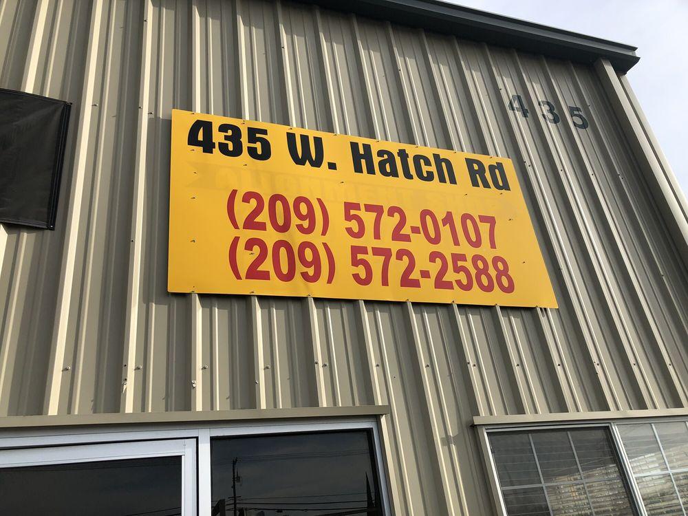 Ramon Alignment Shop: 435 W Hatch Rd, Modesto, CA