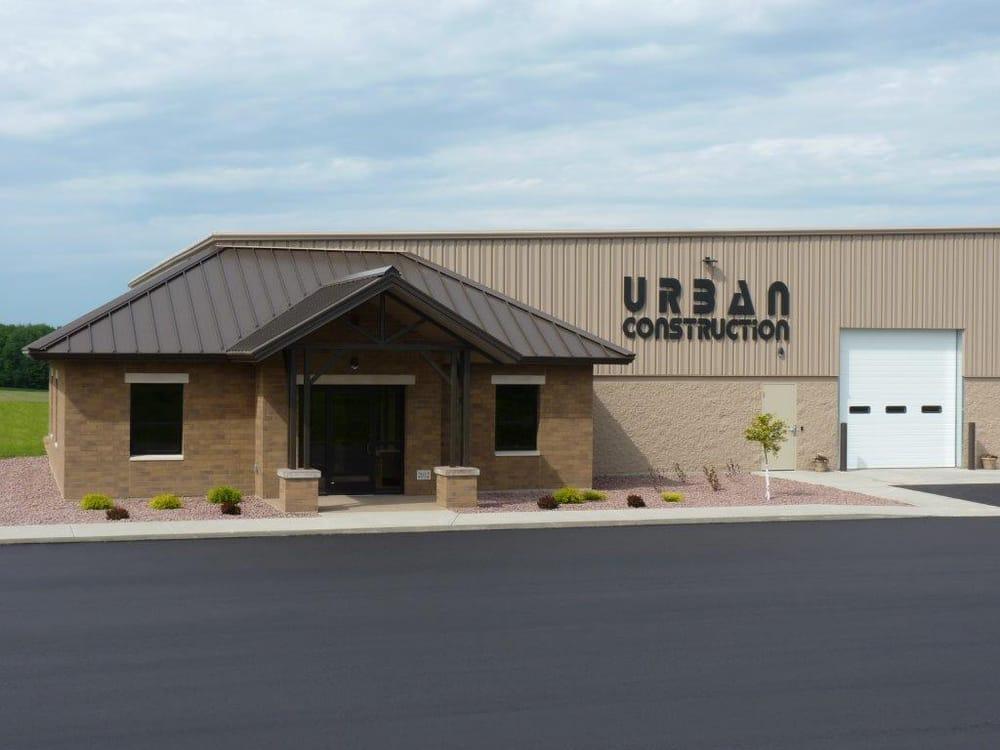 Urban Construction Company: 5009 N 39th Ave, Wausau, WI