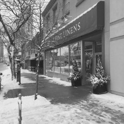 Photo Of Au Lit Fine Linens Toronto On Canada