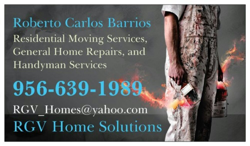 RGV Home Solutions: Brownsville, TX