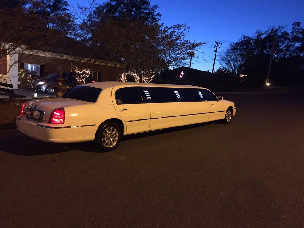 Avenue Chauffeured Transportation: 210 N Church St, Charlotte, NC