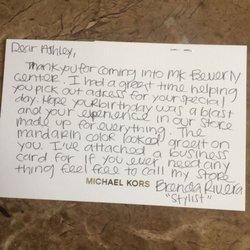 19c2d6898ff0 Michael Kors - 14 Photos   26 Reviews - Accessories - 8500 Beverly Blvd