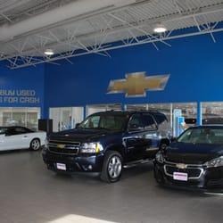 Gandrud Chevrolet - Auto Repair - 919 Auto Plaza Dr, Green Bay, WI