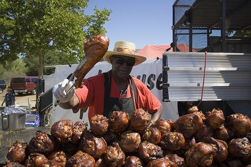 photo of gilroy garlic festival gilroy ca united states smoked