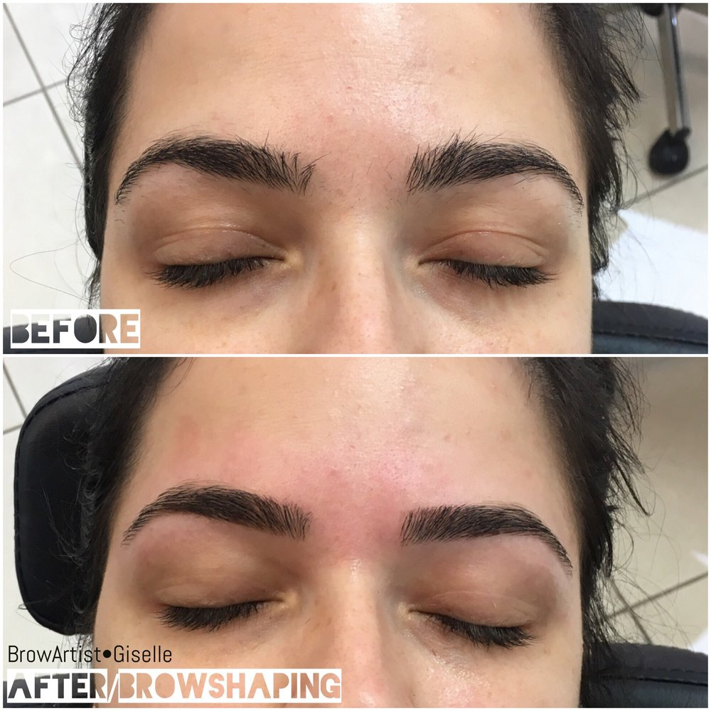 Brows By Giselle Are A Must Shes A Perfectionist And You Wont
