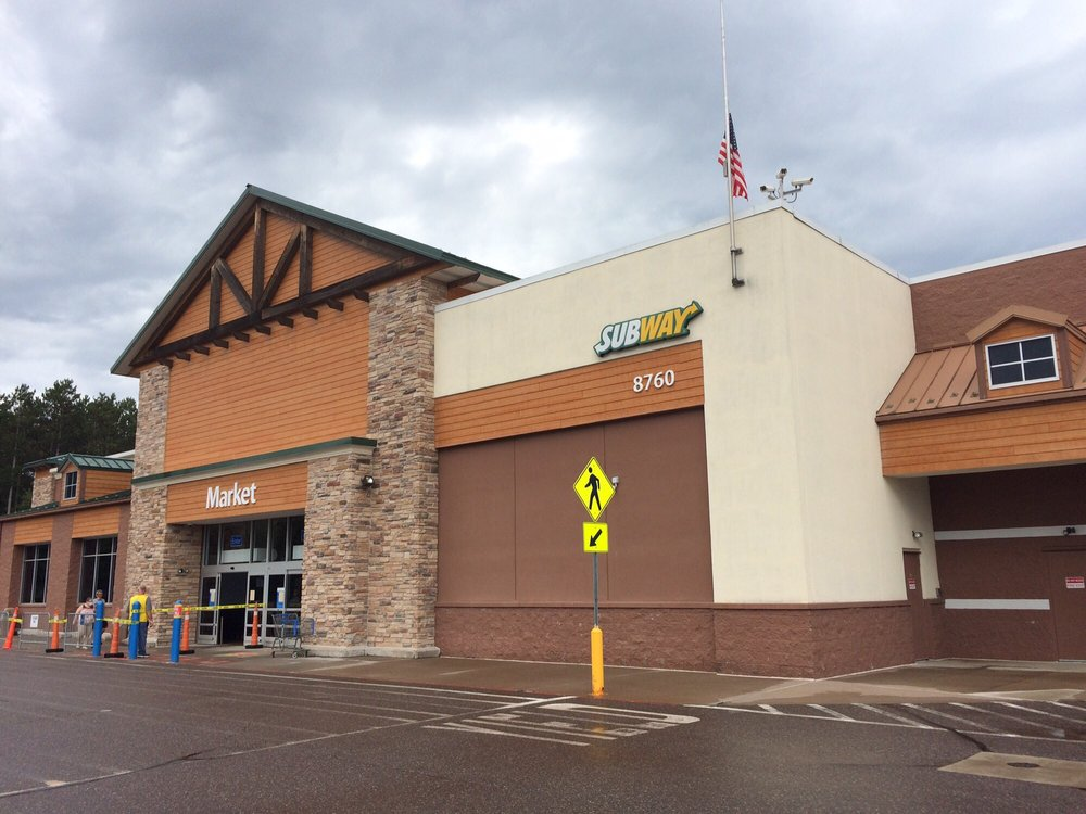 Walmart Supercenter: 8760 Northridge Way, Minocqua, WI
