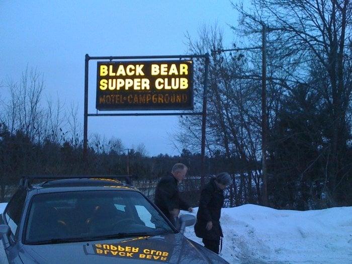Chuck's Black Bear Supper Club: S2001 State Rd 27, Augusta, WI