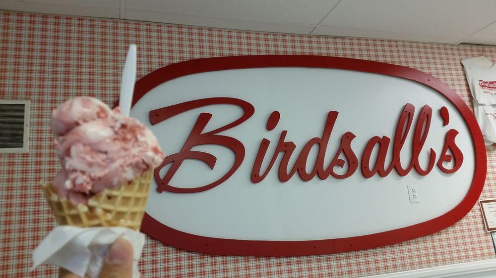 Birdsall Ice Cream: 518 N Federal Ave, Mason City, IA