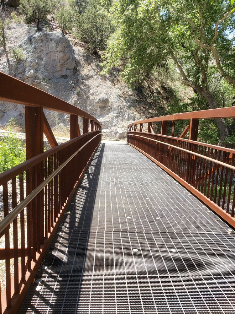 The Catwalk: Glenwood, NM