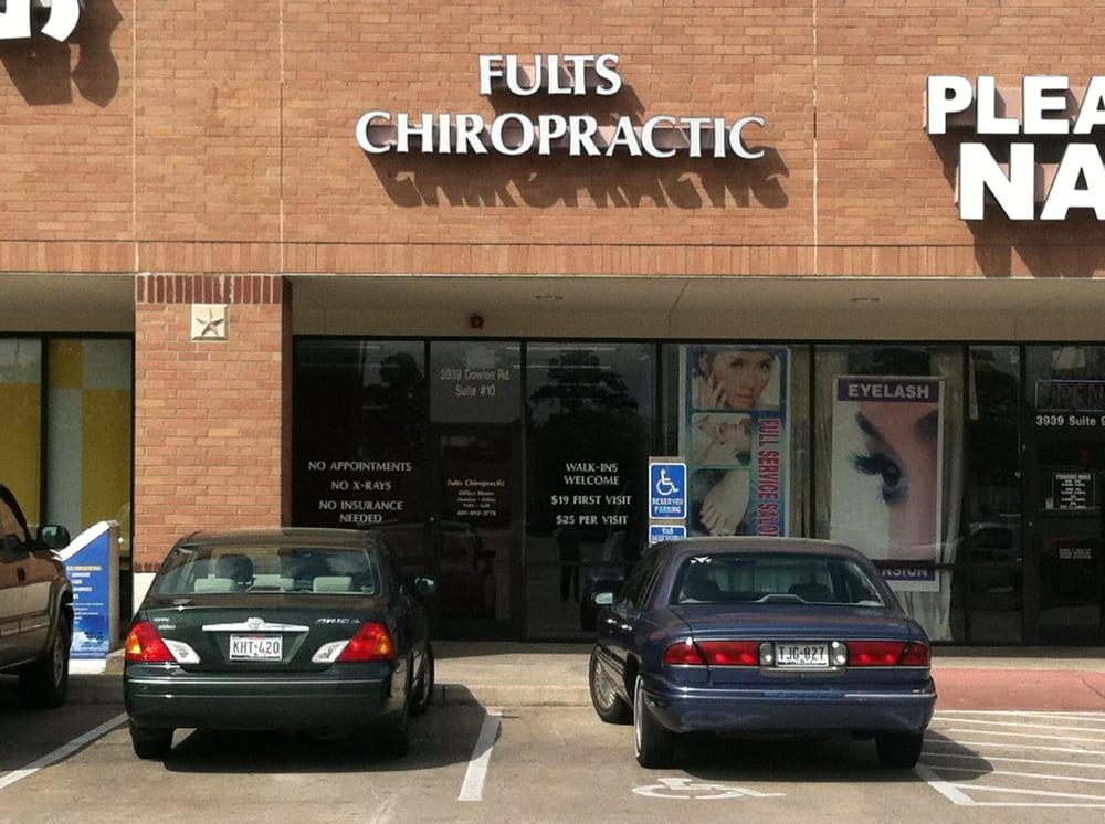 Fults Chiropractic: 3939 Dowlen Rd, Beaumont, TX