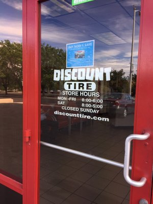 Discount Tire 6315 Menaul Blvd NE Albuquerque, NM Tire