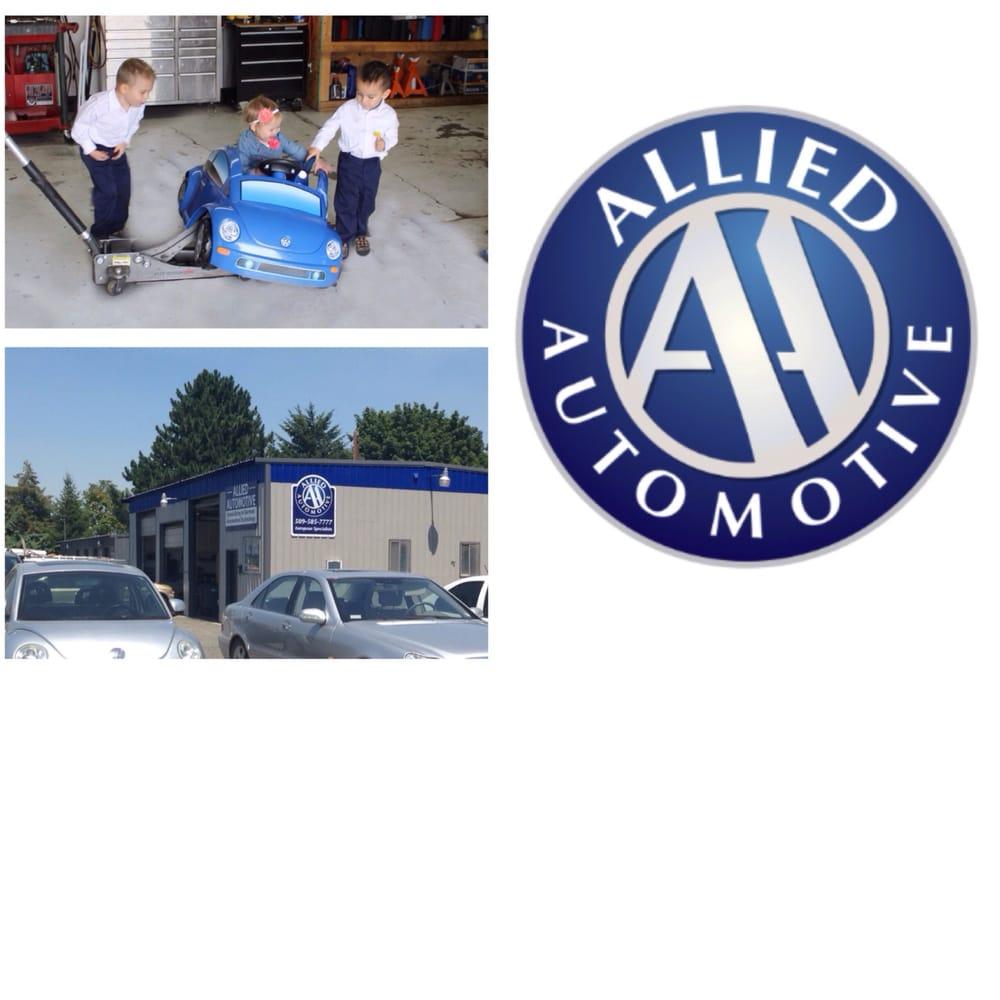 Allied Automotive: 834 W Klamath Ave, Kennewick, WA