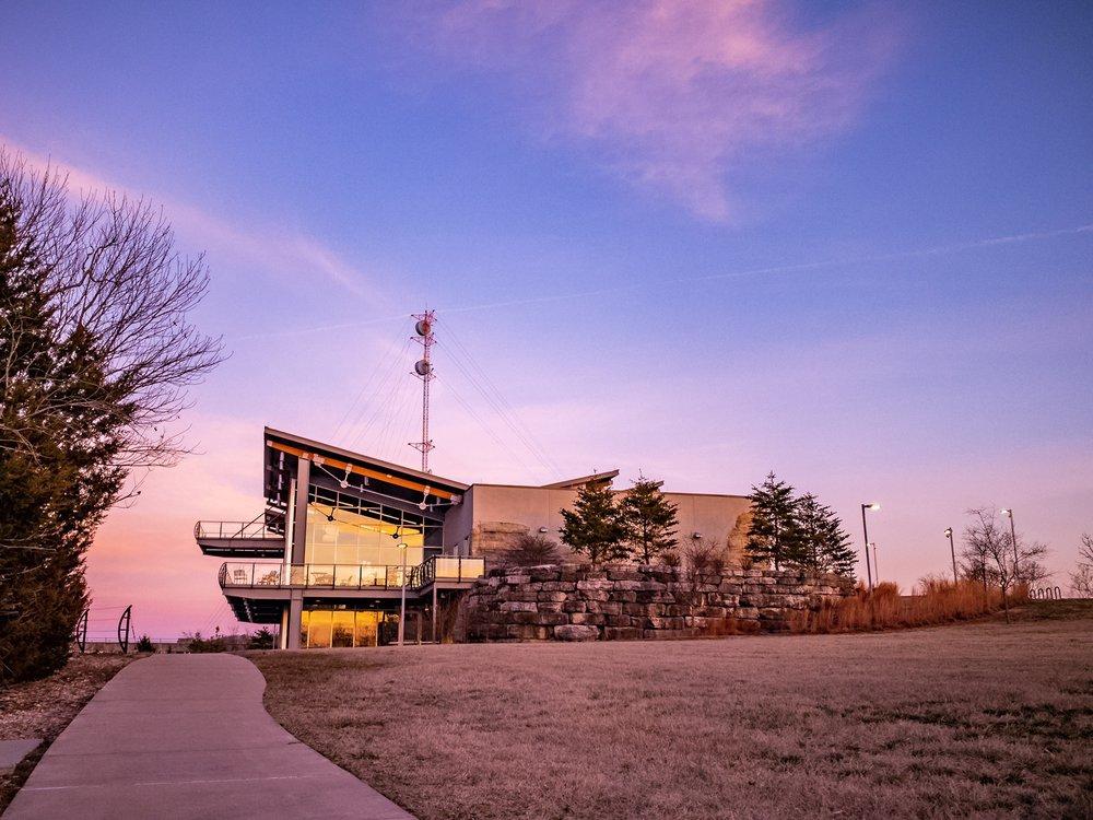 Dewey Short Visitor Center: 4500 State Hwy 165, Branson, MO
