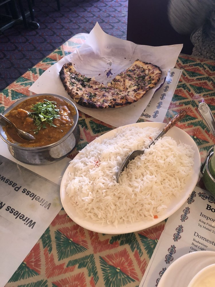Food from Jewel of India
