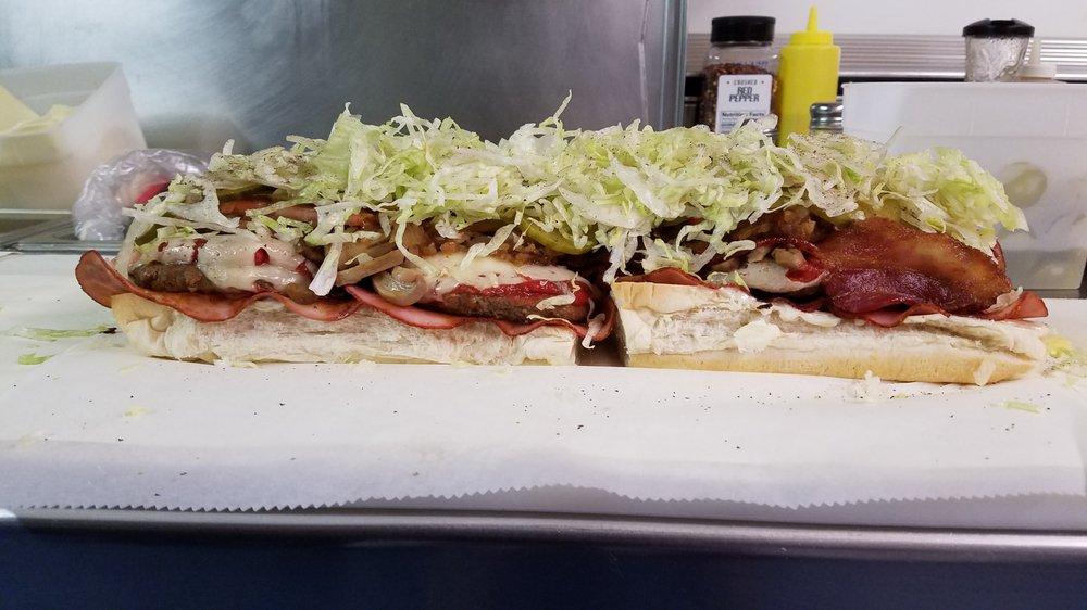 Mim's Mighty Meaty Hoagies: 423 W Main St, Fayetteville, PA