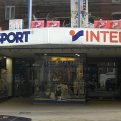 Intersport GESLOTEN Sportartikelen Avenue Georges