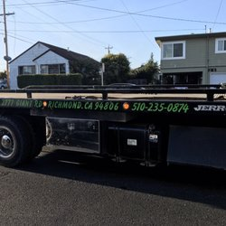 Certified Towing - 2777 Giant Rd, Richmond, CA - 2019 All