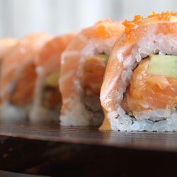 Zen Sushi Sake