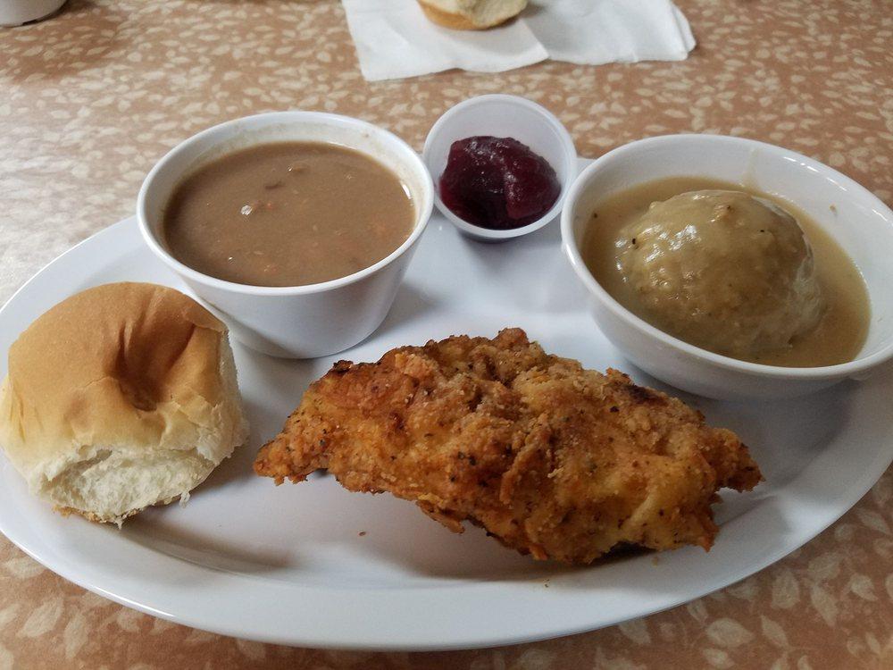 Bowman's Restaurant: 868 County Line Rd NE, Resaca, GA