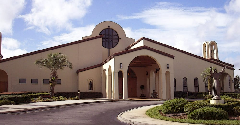 Blessed Sacrament Catholic Church of Clermont: 720 12th St, Clermont, FL