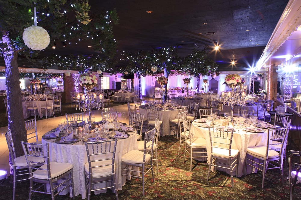 Wedding reception custom package yelp for Best places to get married in illinois