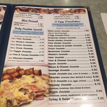 Odyssey Diner Delray Beach Fl