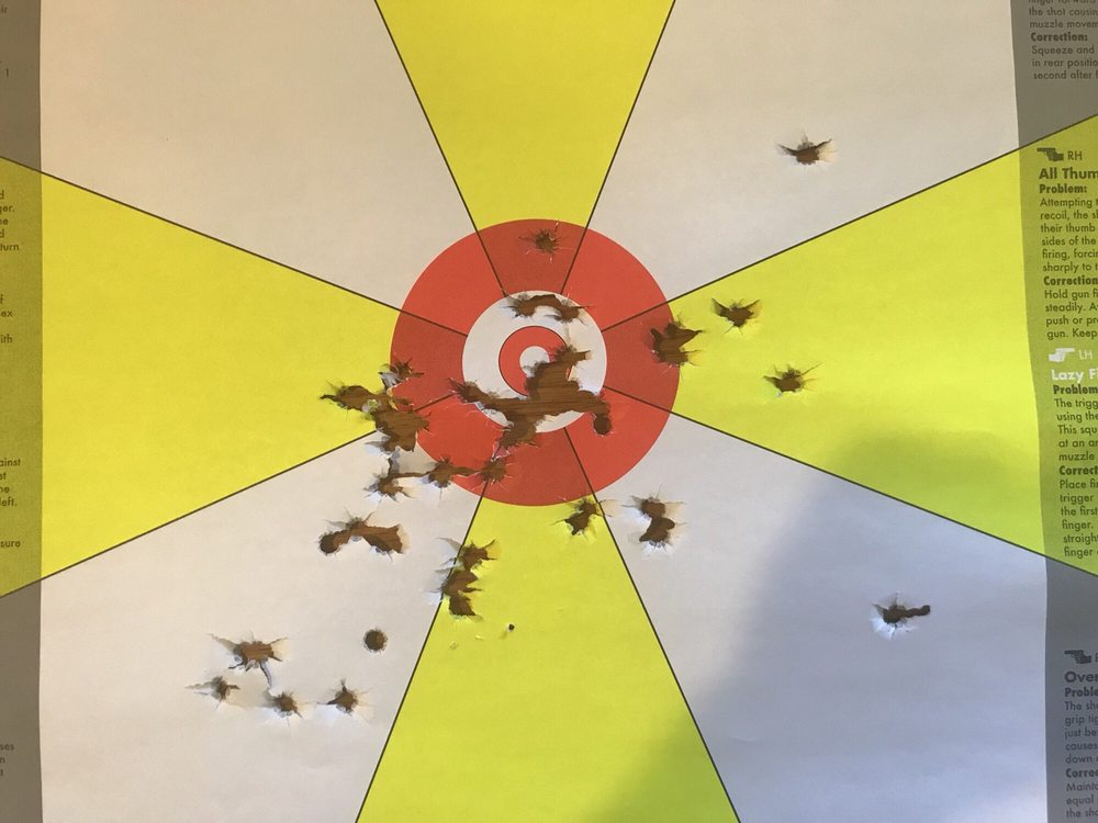 Social Spots from Bridgeport Shooting Range