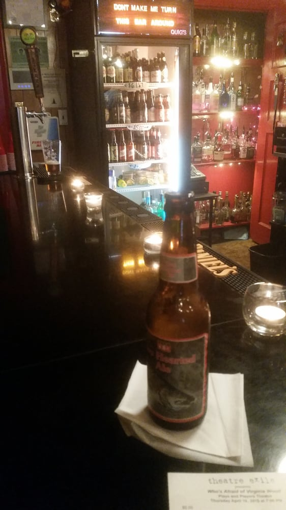 Quig's Pub: 1714 Delancey St, Philadelphia, PA