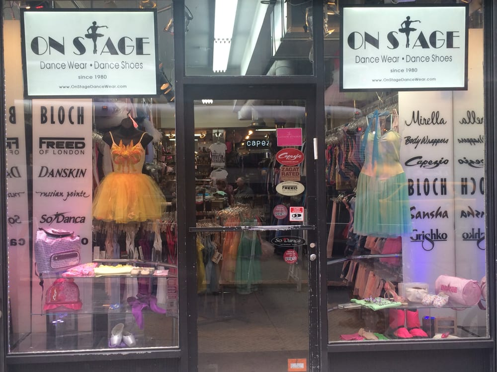 On Stage Dancewear - New York City
