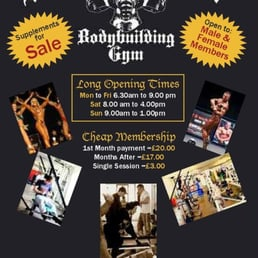 Gym knottingley
