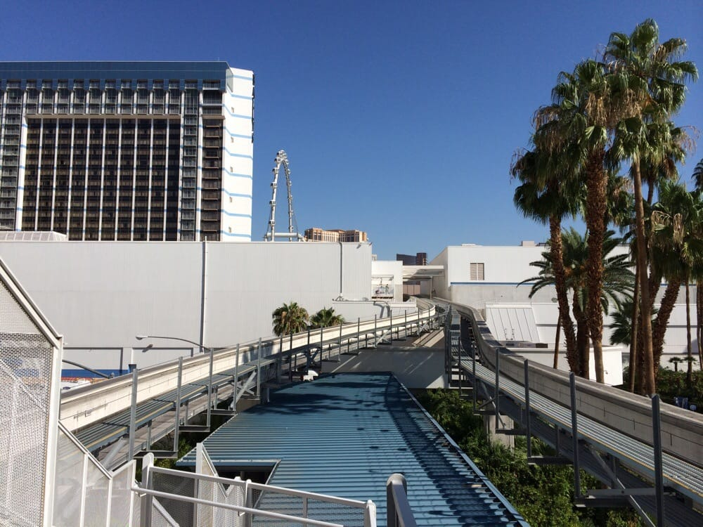 Restaurants Near Monorail Las Vegas