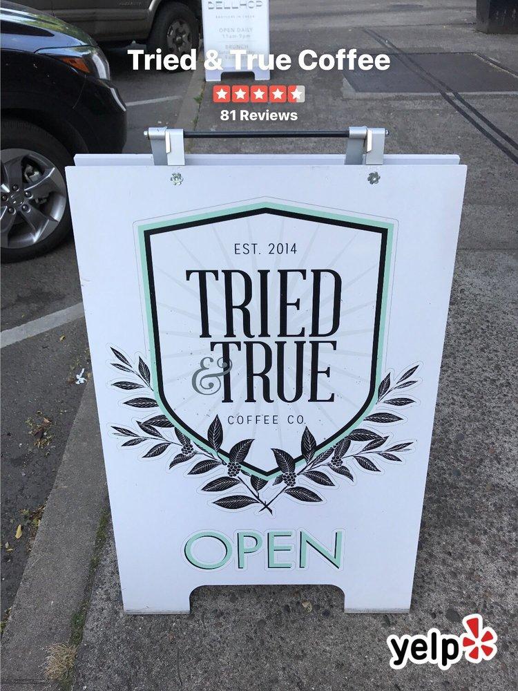 Social Spots from Tried & True Coffee