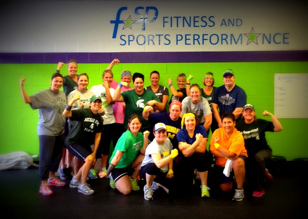 Fitness and Sports Performance: 4950 Plainfield Ave NE, Grand Rapids, MI