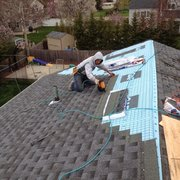 Flat Roof Photo Of Sunrise Roofing And Chimney   Medford, NY, United  States. New Roof