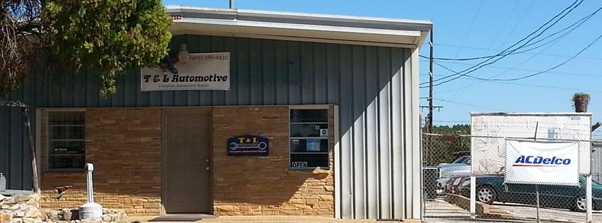 T & L Automotive: 2024 S Bolton St, Jacksonville, TX