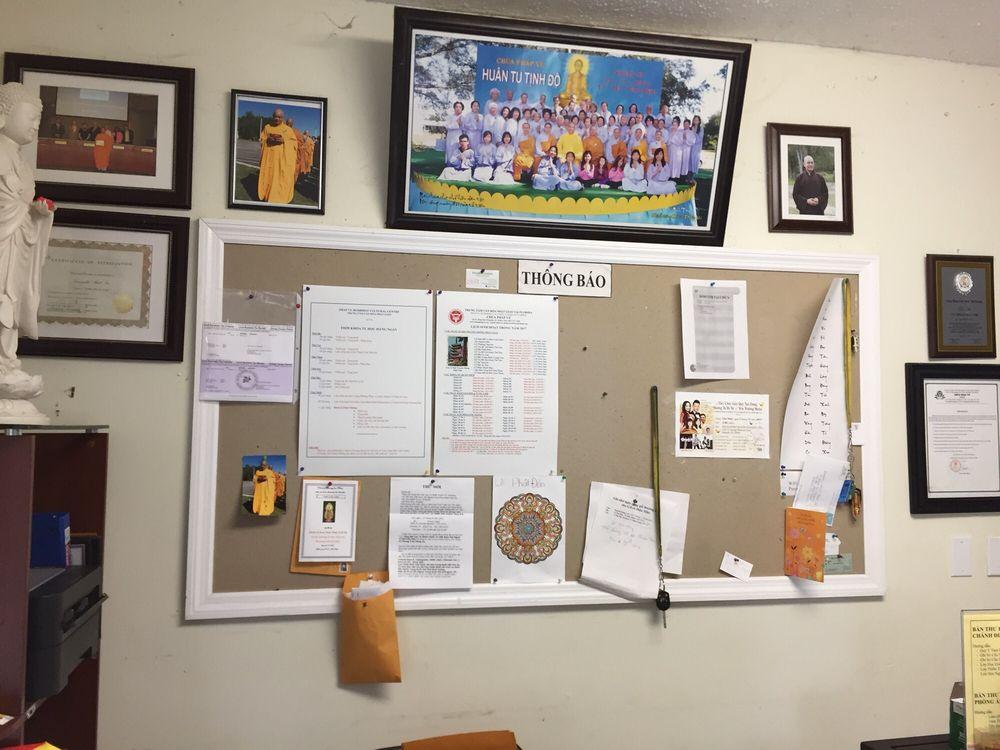 Phap Vu Buddhist Cultural Centre of Fla: 716 N Dean Rd, Orlando, FL