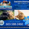 Great Brook Veterinary Clinic: 100 Concord St, Antrim, NH