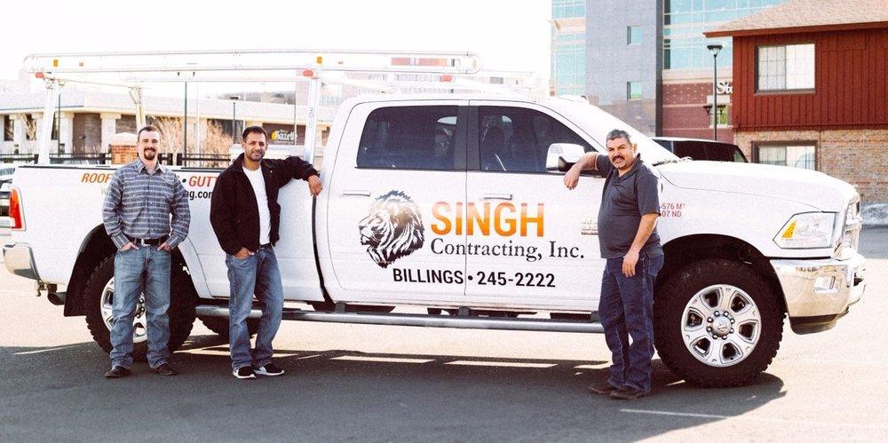 Singh Contracting: 1921 1st Ave N, Billings, MT