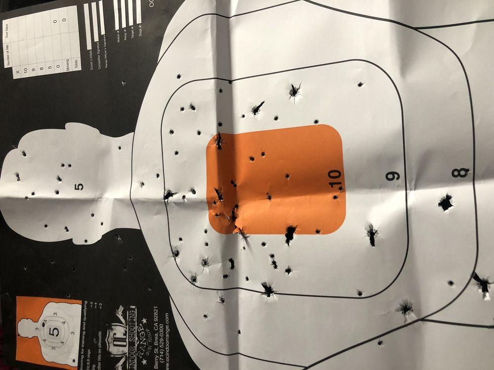 Orange County Indoor Shooting Range: 684 N Berry St, Brea, CA
