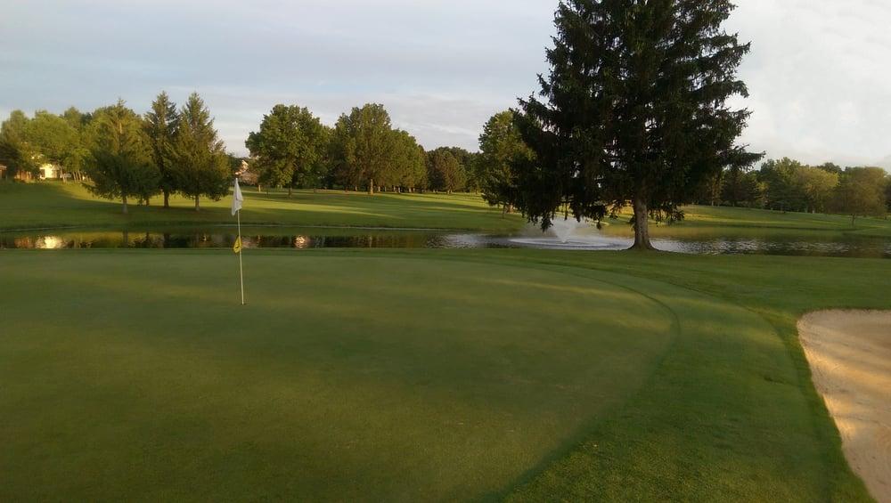 Ashland Golf Club: 1333 Center St, Ashland, OH