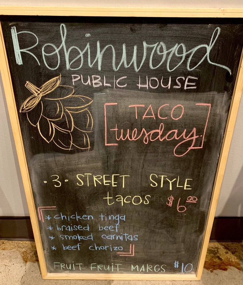Robinwood Public House: 18750 Willamette Dr, West Linn, OR
