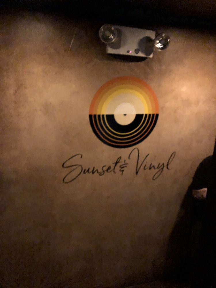 Sunset & Vinyl: 1521 Vine St, Los Angeles, CA