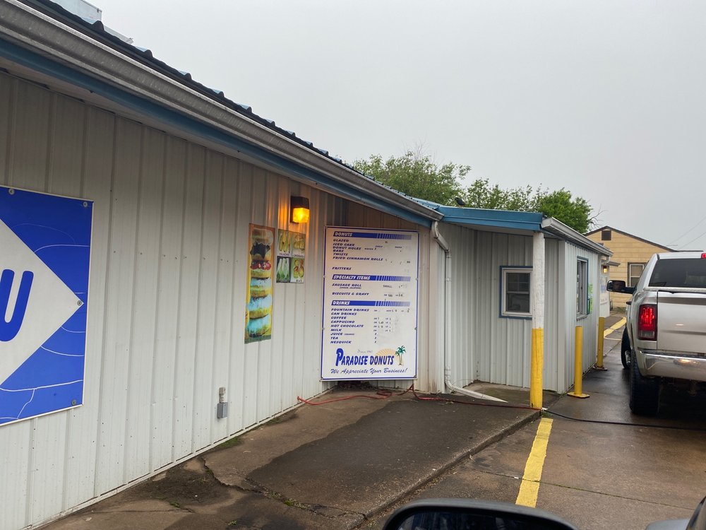 Paradise Donuts: 379 E Willow Rd, Enid, OK