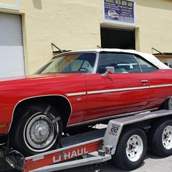 Top Fuel Auto Transport - Vehicle Shipping - Miami, FL