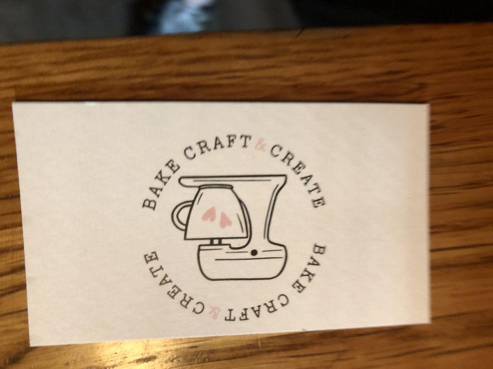 Bake Craft & Create: 142 North Rd, East Windsor, CT