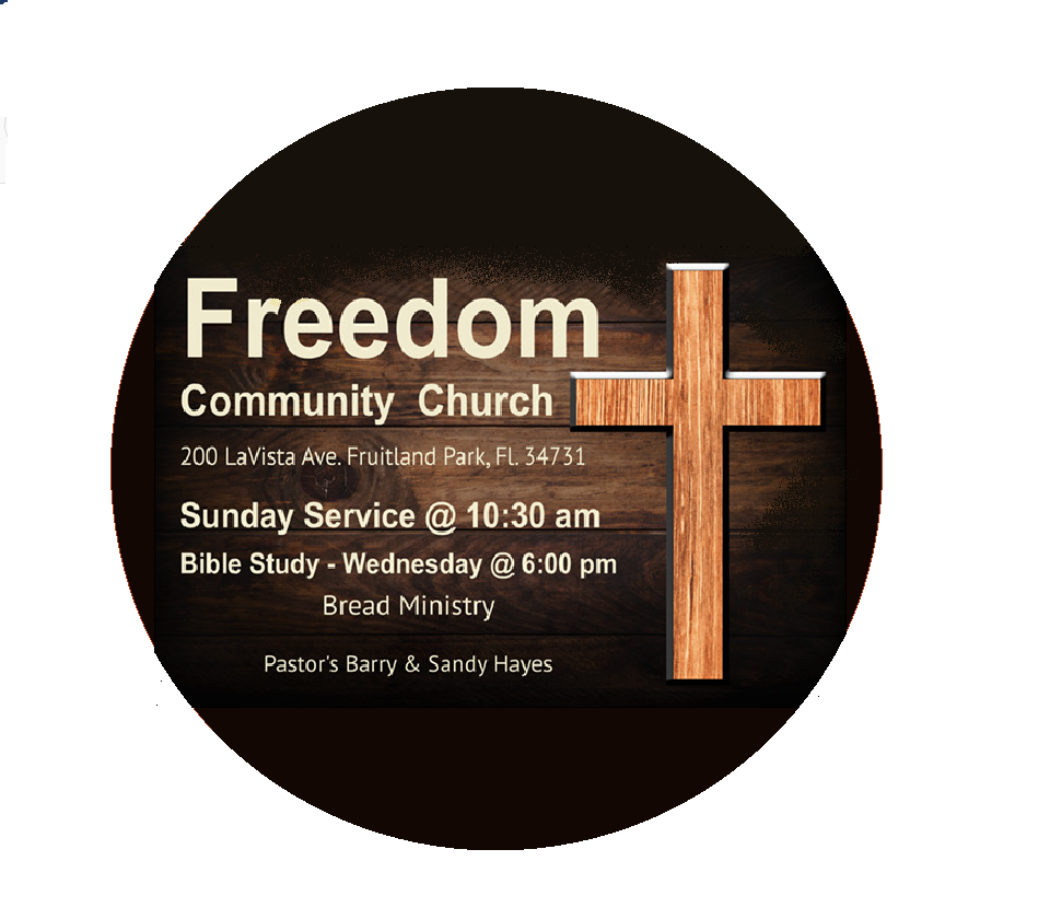 Freedom Community Church: 200 Lavista Ave, Fruitland Park, FL