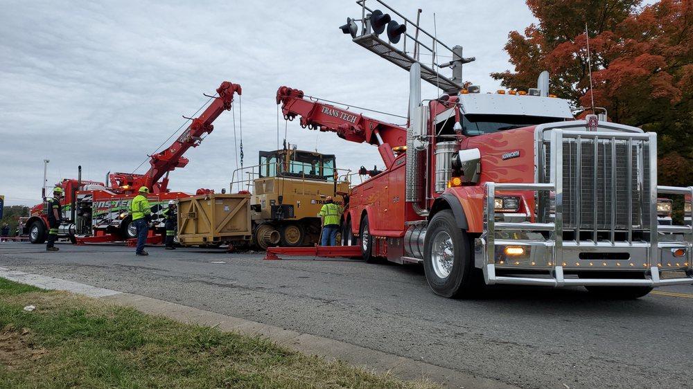 Towing business in Harrisonburg, VA