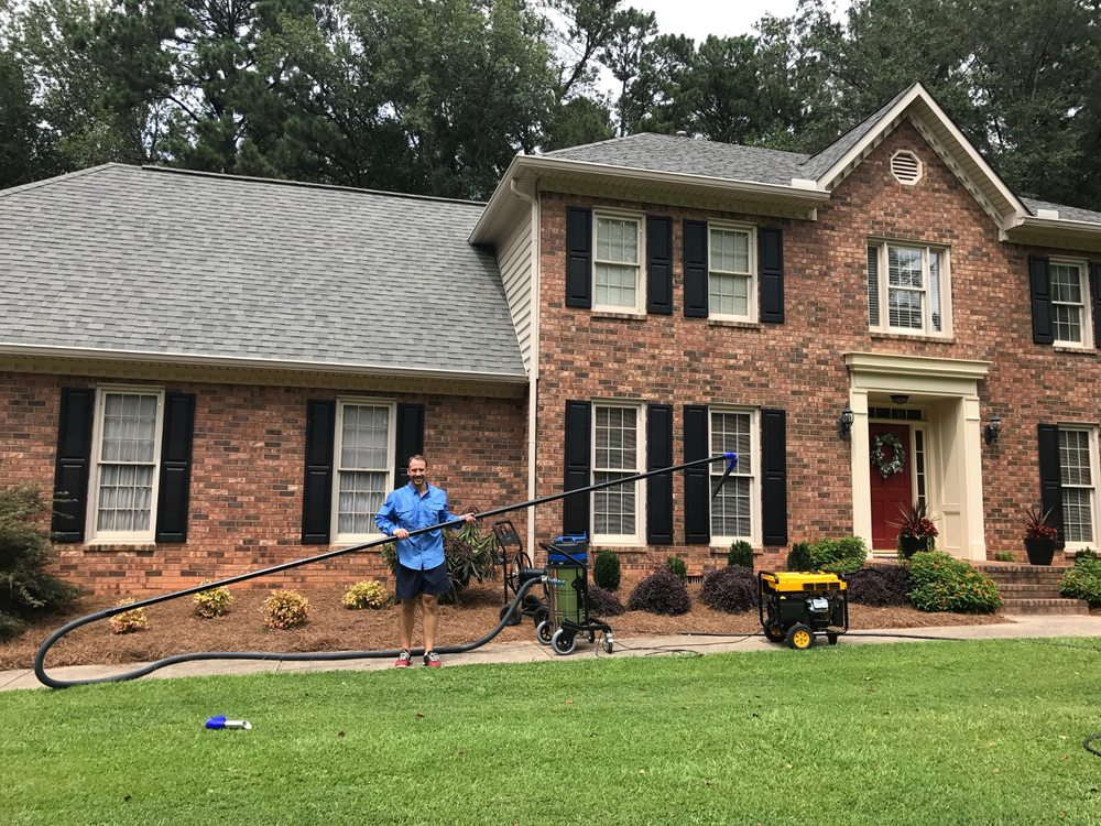 Guru Gutter Cleaning Fayetteville: 110 Habersham Dr, Fayetteville, GA