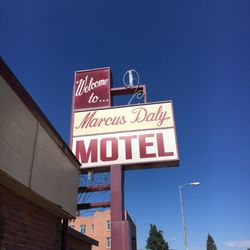 Photo Of Marcus Daly Motel Anaconda Mt United States